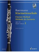 Clarinet Method, op. 63 Volume 1 (book/2 CD)