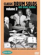 Classic Drum Solos & Drum Battles 2 (DVD)