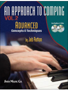 An Approach to Comping: Vol. 2 - Advanced (book/2 CD)