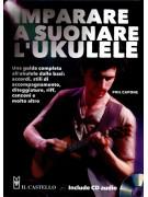 Imparare a suonare l'ukulele (libro/CD)