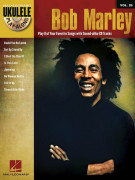 Bob Marley : Ukulele Play-Along Volume 26 (book/CD)