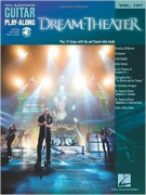 Dream Theater: Guitar Play-Along Volume 167 (book/Audio Online)