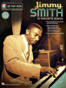 Jazz Play-Along Volume 184: Jimmy Smith (book/Audio Online)