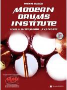 Modern Drums Institute - Livelli Intermedio/Avanzato (libro/DVD)