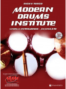 Modern Drums Institute - Livelli Intermedio/Avanzato (libro/DVD)