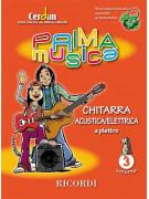 Prima Musica - Chitarra Acustica/Elettrica Volume 3