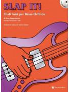 Slap It - Studi funk per basso elettrico (libro/CD)