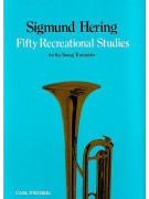 50 Recreational Studies for Young Trumpeter