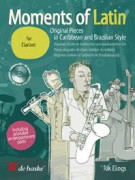 Moments of Latin for Clarinet (book/CD)