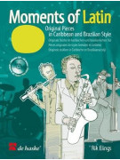 Moments of Latin for Trumpet (book/CD)