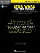 Star Wars: The Force Awakens - Tenor Sax (book/Audio Online)