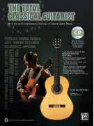 The Total Classical Guitarist (book/CD)