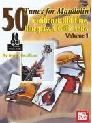 50 Tunes for Mandolin (book/3 CDs)
