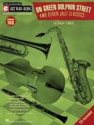 Jazz Play-Along Volume 103: On Green Dolphin Street (book/CD)