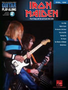 Iron Maiden: Guitar Play-along Volume 130  (book/Audio Online)