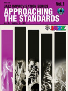 Approaching The Standards Vol. 2 - Bass Clef (book/CD)