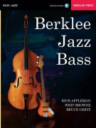 Berklee Jazz Bass: Acoustic & Electric (book/Audio Online)