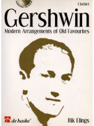 Modern Arrangements of Old Favourites - Clarinet (book/CD)