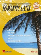 Romantic Latin for Bb Saxophone (book/CD play-along)