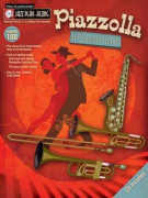 Jazz Play-Along Volume 188: Astor Piazzolla (book/CD)