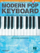 Modern Pop Keyboard – The Complete Guide (book/Audio Online)