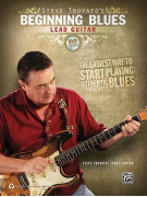 Steve Trovato's Beginning Blues Lead Guitar (book/DVD)