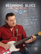Steve Trovato's Beginning Blues Rhythm Guitar (book/DVD