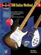 Basix: TAB Guitar Method, 1 (book/CD)