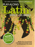 Play-Along Latin With A Live Band for Trumpet (book/CD)