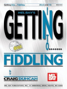 Getting into... Fiddling (book/CD)