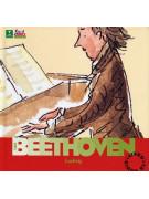 Ludwig van Beethoven (libro/CD)