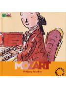 Mozart -  Alla scoperta dei contemporanei (libro/CD)