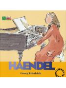 Haendel - Alla scoperta dei compositori (libro/CD)
