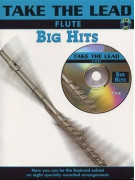 Take The Lead: Big Hits for Flute (book/CD)