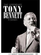 The Legendary Tony Bennett In Concert (DVD)