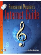 Professional Musician's: Internet Guide (book/CD-Rom)