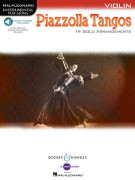 Piazzolla Tangos - Instrumental Play-Along for Violin (Book/Audio Online)
