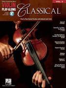 hal Leonard Violin Play-Along Volume 3: Classical (Book/CD)