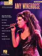 Pro Vocal: Amy Winehouse Women's Edition Volume 55 (book/CD)