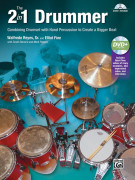 The 2-in-1 Drummer (book/DVD)