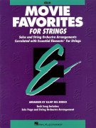 Movie Favorites for Strings - Cello