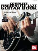 Complete Fingerstyle Jazz Guitar Book (book/CD)