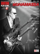 Joe Bonamassa: Guitar Play-along volume 152 (book/Audio Online)