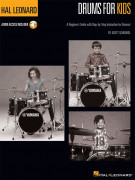 Hal Leonard Drums for Kids (book/Audio Online)