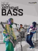 Authentic Playalong: New Rock Anthems (book/CD)
