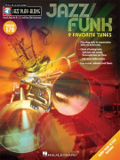 Jazz Play-Along Volume 178: Jazz Funk (book/Audio Online)