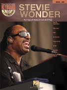 Keyboard Play-Along Volume 20: Stevie Wonder (book/CD)