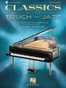 Classics with a Touch of Jazz (book/Audio Online)