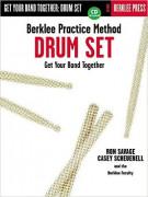 Berklee Practice Method: Drumset (book/CD)