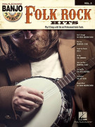 Folk Rock: Banjo Play-Along Volume 3 (book/CD)